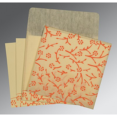 Designer Wedding Cards - D-8216C