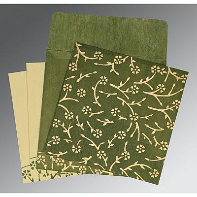 Designer Wedding Cards - D-8216J