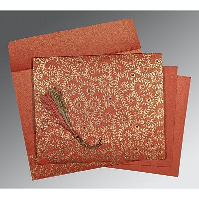 Designer Wedding Cards - D-8217A