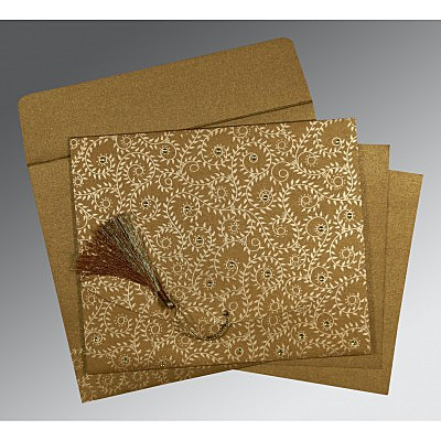 Designer Wedding Cards - D-8217C