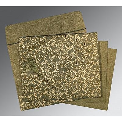 Designer Wedding Cards - D-8217H