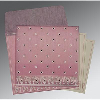 Designer Wedding Cards - D-8218J
