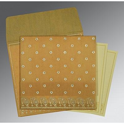Designer Wedding Cards - D-8218N