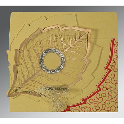 Designer Wedding Cards - D-8219G