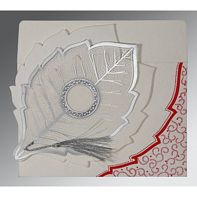 Designer Wedding Cards - D-8219L