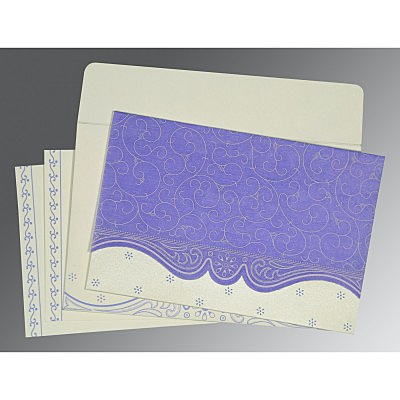 Designer Wedding Cards - D-8221E