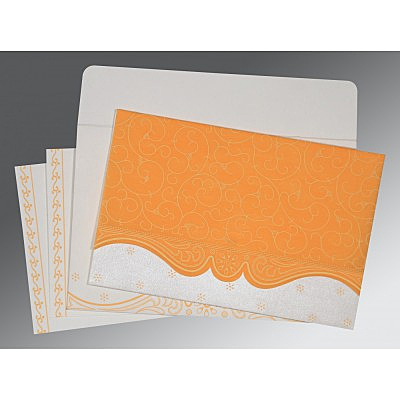 Designer Wedding Cards - D-8221F