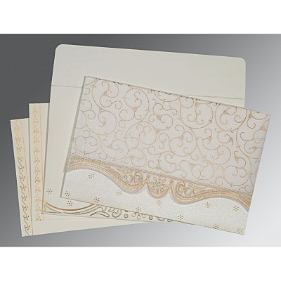 Designer Wedding Cards - D-8221G