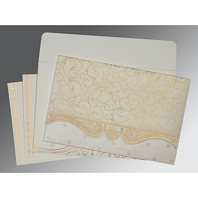 Designer Wedding Cards - D-8221I