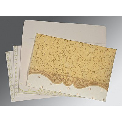 Designer Wedding Cards - D-8221K