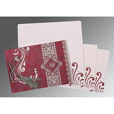 Designer Wedding Cards - D-8223J
