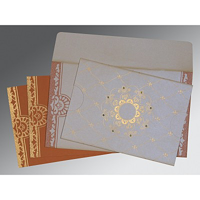 Designer Wedding Cards - D-8227L