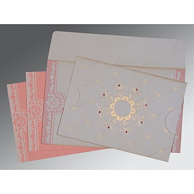 Designer Wedding Cards - D-8227M