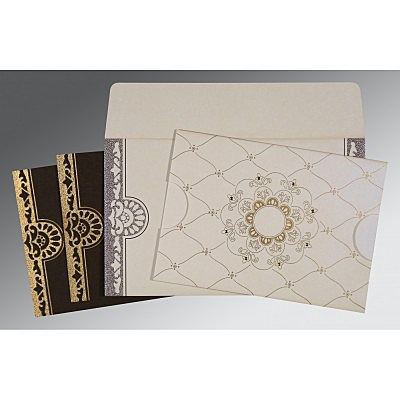 Designer Wedding Cards - D-8227P