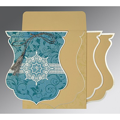 Designer Wedding Cards - D-8229M