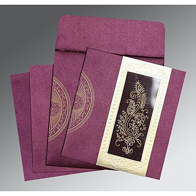 Designer Wedding Cards - D-8230K