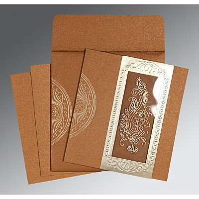 Designer Wedding Cards - D-8230Q