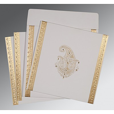 Designer Wedding Cards - D-8231J
