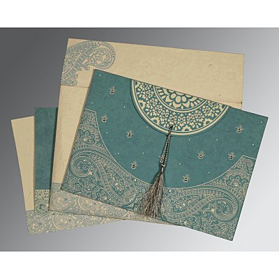 Designer Wedding Cards - D-8234E