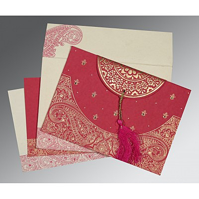 Designer Wedding Cards - D-8234I