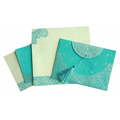 Designer Wedding Cards - D-8234K