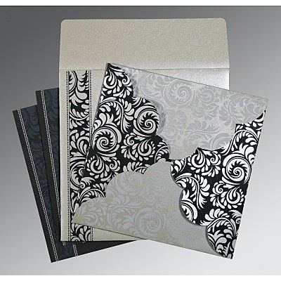 Designer Wedding Cards - D-8235B