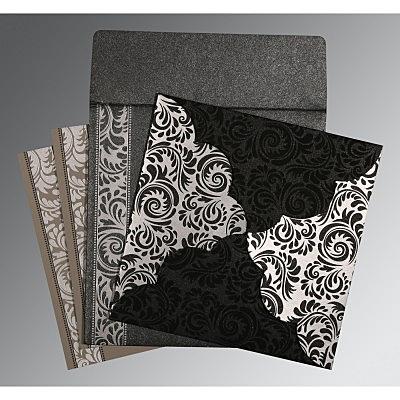 Designer Wedding Cards - D-8235I