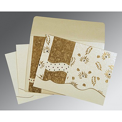 Designer Wedding Cards - D-8236B