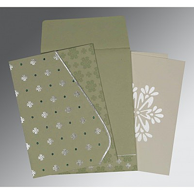 Designer Wedding Cards - D-8237I