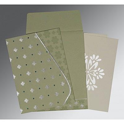 Designer Wedding Cards - D-8237I