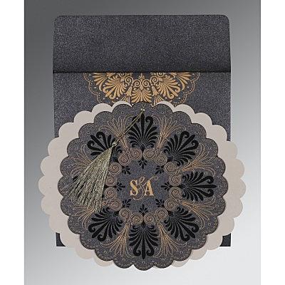 Designer Wedding Cards - D-8238D