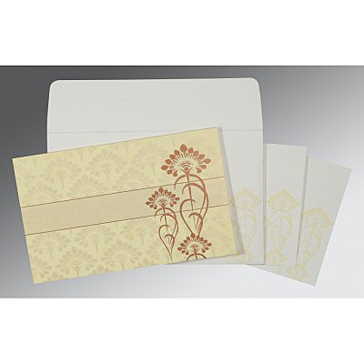 Designer Wedding Cards - D-8239I