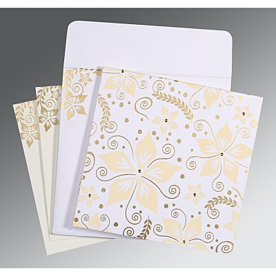 Designer Wedding Cards - D-8240D