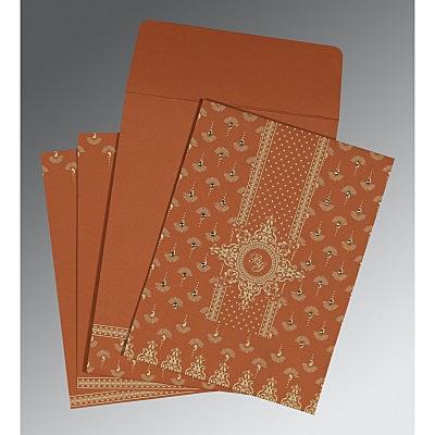 Designer Wedding Cards - D-8247F