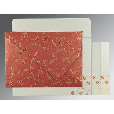 Designer Wedding Cards - D-8248A