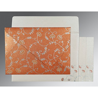 Designer Wedding Cards - D-8248E