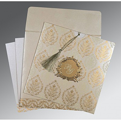 Designer Wedding Cards - D-8249B