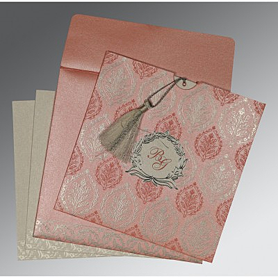 Designer Wedding Cards - D-8249H