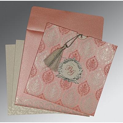 Designer Wedding Cards - D-8249H