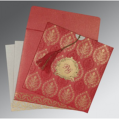 Designer Wedding Cards - D-8249K