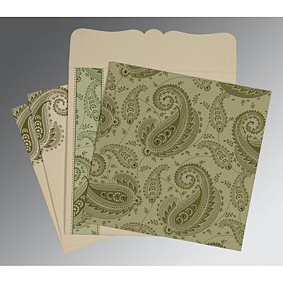 Designer Wedding Cards - D-8250G