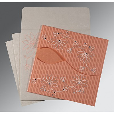 Designer Wedding Cards - D-8251I