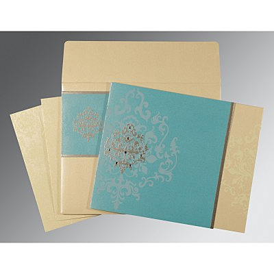 Designer Wedding Cards - D-8253E