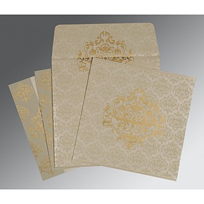 Designer Wedding Cards - D-8254A