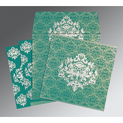 Designer Wedding Cards - D-8254E