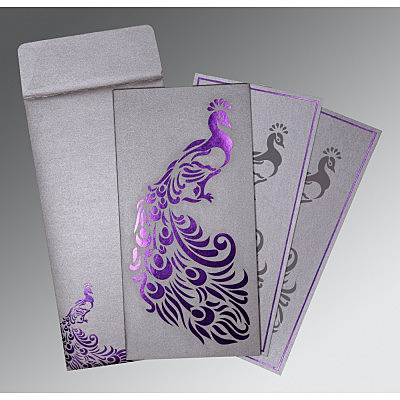 Designer Wedding Cards - D-8255C