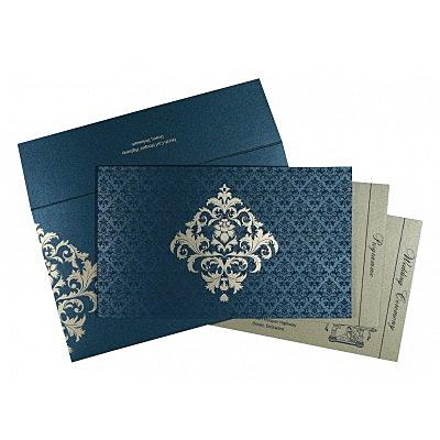 Designer Wedding Cards - D-8257G