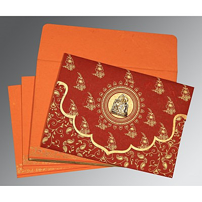 Gujarati Cards - G-8207B