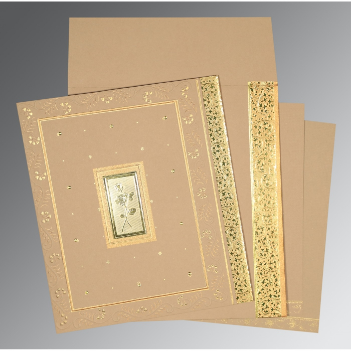 Islamic Wedding Invitations - I-1369