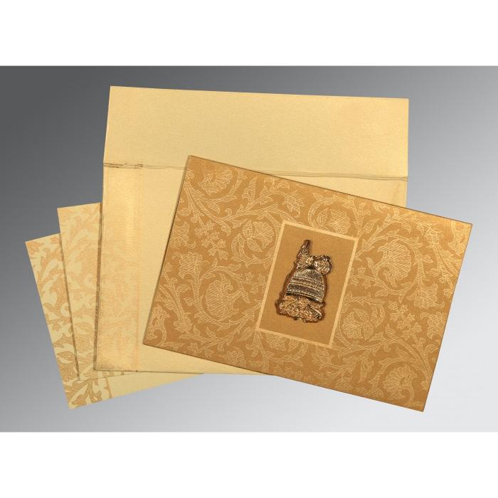 Islamic Wedding Invitations - I-1434